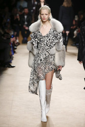Roberto Cavalli Fall / Winter 2018 Ready To Wear Look 12