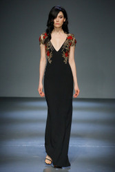 Pamella Roland Fall 2018 Ready To Wear Look 16