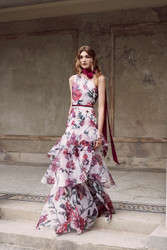 Marchesa Notte Spring / Summer 2019 Ready To Wear Look 14