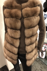 Vicedomini Russian Sable Fur