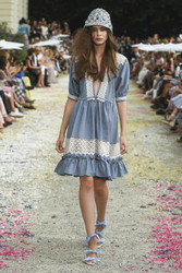 Luisa Beccaria Spring / Summer 2019 Ready To Wear Look 18
