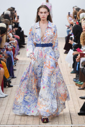 Leonard Paris Spring / Summer 2019 Ready To Wear Look 14