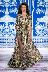 Naeem Khan Fall 2019 Evening Wear Look 16