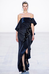 Badgley Mischka Fall 2019 Evening Wear Look 15