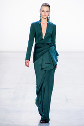 Badgley Mischka Fall 2019 Evening Wear Look 14