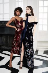 Marchesa Notte Fall 2019 Evening Wear Look 11