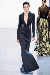 Badgley Mischka Fall 2019 Evening Wear Look 10