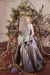 Marchesa Fall 2019 Evening Wear Look 5
