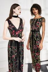 Marchesa Notte Fall 2019 Evening Wear Look 7
