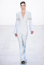 Badgley Mischka Fall 2019 Evening Wear Look 8