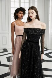 Marchesa Notte Fall 2019 Evening Wear Look 4