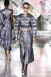 Christian Siriano Fall 2019 Ready To Wear Look 5