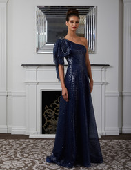 Serge Jevaguine Fall 2019 Evening Wear Look 6