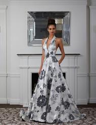 Serge Jevaguine Fall 2019 Evening Wear Look 5