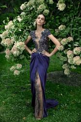 Marchesa Spring 2020 Evening Wear Look 24