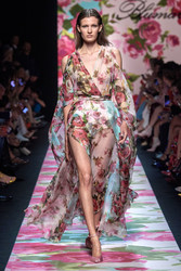 Blumarine Spring 2020 Ready To Wear Look 24