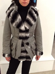 Givi Rex Belted Puff Jacket