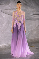 Naeem Khan Spring 2020 Evening Gown Look 18