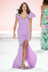 Badgley Mischka Spring 2020 Look 15