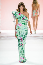 Badgley Mischka Spring 2020 Look 13