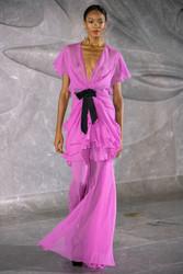 Naeem Khan Spring 2020 Evening Gown Look 14