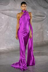 Naeem Khan Spring 2020 Evening Gown Look 13