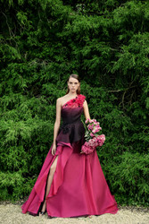 Marchesa Spring 2020 Evening Wear Look 10