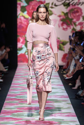 Blumarine Spring 2020 Ready To Wear Look 5