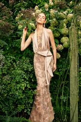 Marchesa Spring 2020 Evening Wear Look 1