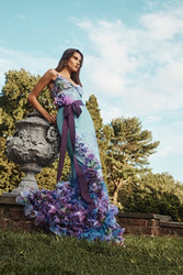 Marchesa Notte Spring 2020 Ready To Wear Look 3