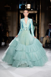 Christian Siriano Spring 2020 Evening Wear Look 9