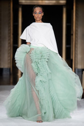 Christian Siriano Spring 2020 Evening Wear Look 8