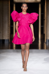 Christian Siriano Spring 2020 Evening Wear Look 7