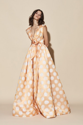 Yolan Cris Spring 2020 Evening Wear Look 15