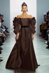 Badgley Mischka Fall 2020 Evening Wear Look 24