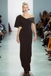 Badgley Mischka Fall 2020 Evening Wear Look 23