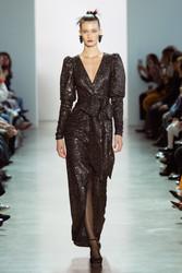 Badgley Mischka Fall 2020 Evening Wear Look 22