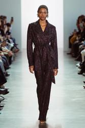 Badgley Mischka Fall 2020 Evening Wear Look 21