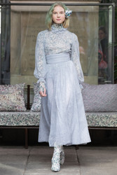 Luisa Beccaria Fall 2020 Ready To Wear Look 24