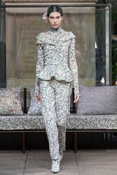 Luisa Beccaria Fall 2020 Ready To Wear Look 21