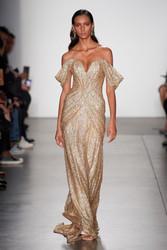 Pamella Roland Fall 2020 Evening Wear Look 24