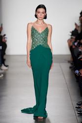 Pamella Roland Fall 2020 Evening Wear Look 23