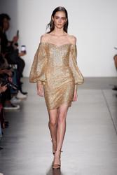Pamella Roland Fall 2020 Evening Wear Look 22