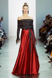 Badgley Mischka Fall 2020 Evening Wear Look 18