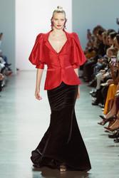 Badgley Mischka Fall 2020 Evening Wear Look 17