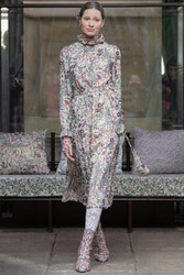 Luisa Beccaria Fall 2020 Ready To Wear Look 17