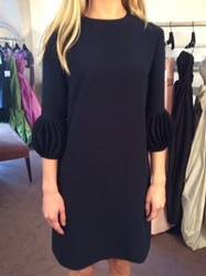 Catherine Regehr Long Sleeve Black Dress