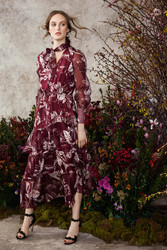 Marchesa Notte Fall 2020 Evening Wear Look 18