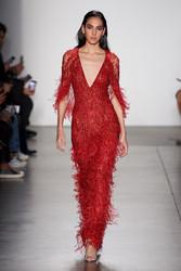 Pamella Roland Fall 2020 Evening Wear Look 20