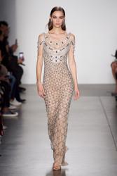 Pamella Roland Fall 2020 Evening Wear Look 18